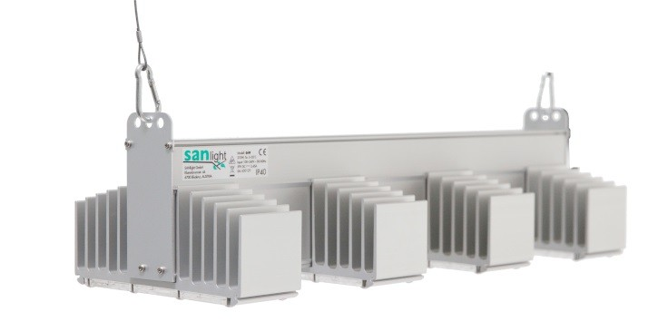 Pěstební LED světlo SANlight Q4W 150W
