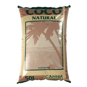 Canna Coco Natural bag 50L, kokosový substrát