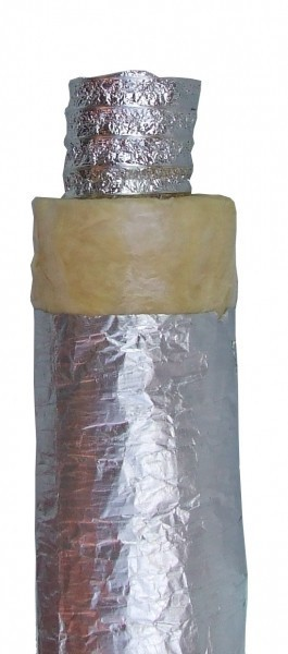 Sonoflex - izolovaná hadice 100 mm (1 m)