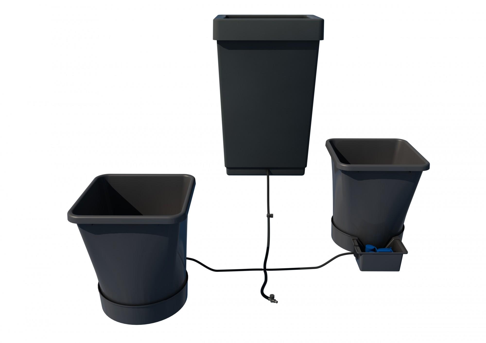 Autopot 1Pot XL systém 2 květníky vč. 47L plastová nádrž