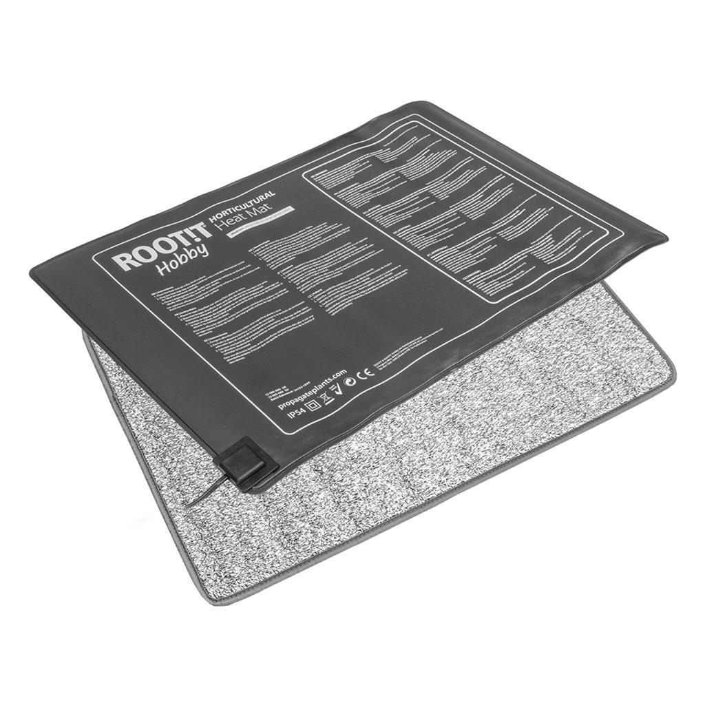 Root!t Hobby - Výhřevná podložka střední (40x60 cm, 30 W) + izolace
