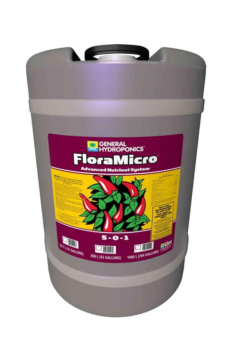 FloraMicro MV 60L doplňující roztok