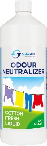 Sure air Liquid 1l Cotton fresh