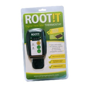 Root!t thermostat pro výhřevné podložky
