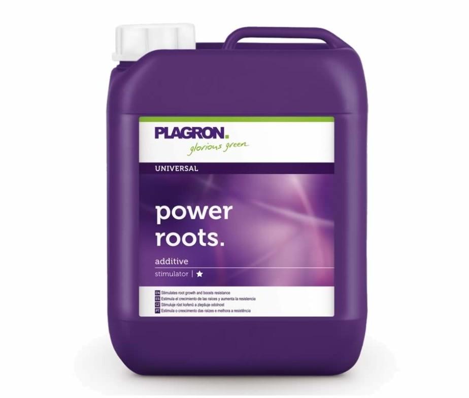 Plagron Power Roots 5 l - kořenový stimulátor