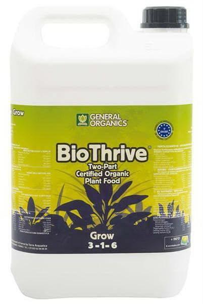 Bio Thrive/Sevia Grow 10L (Pro Organic Grow)