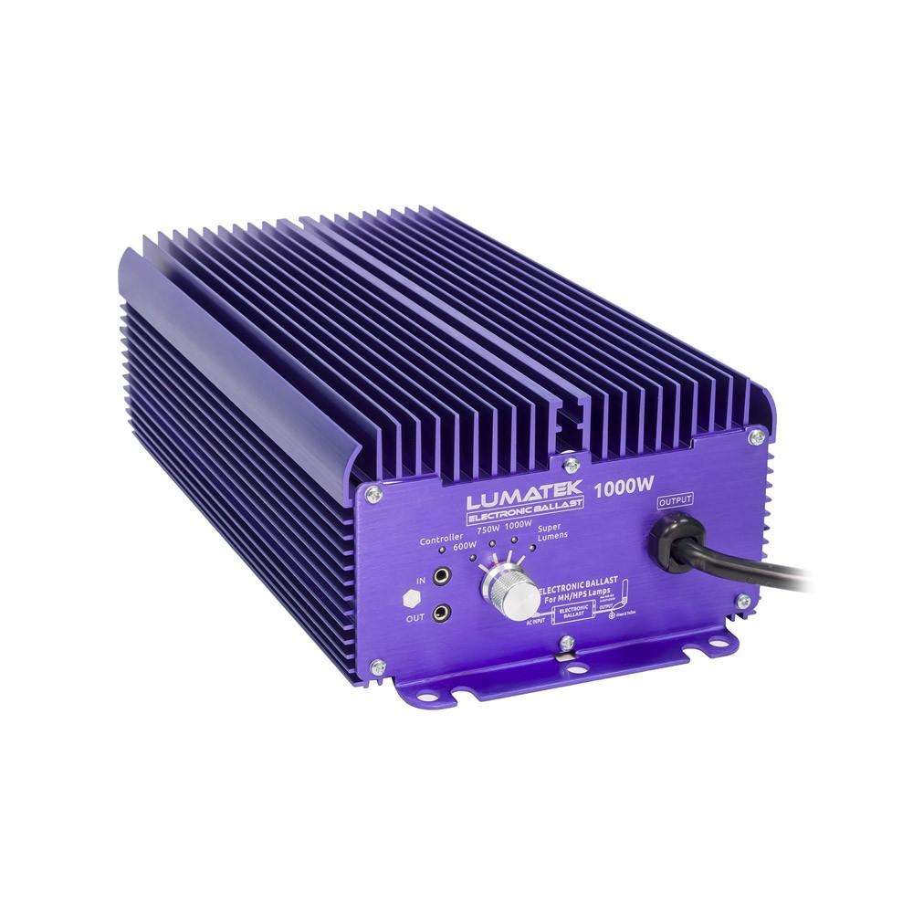 Lumatek digitální předřadník 1000W, 240V - Controllable
