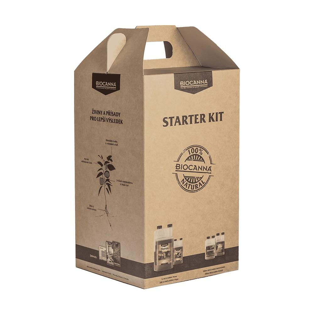BioCanna Starter kit