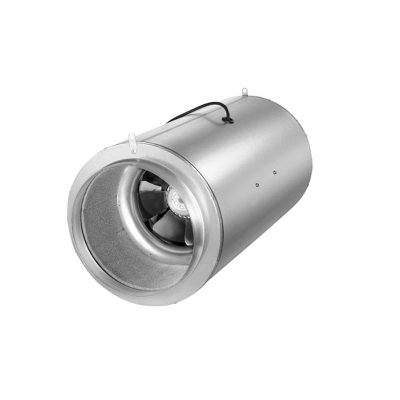 Can-Fan ISO-MAX 410 m³/h, ⌀150 mm (odhlučněný, 3-rychlostní)