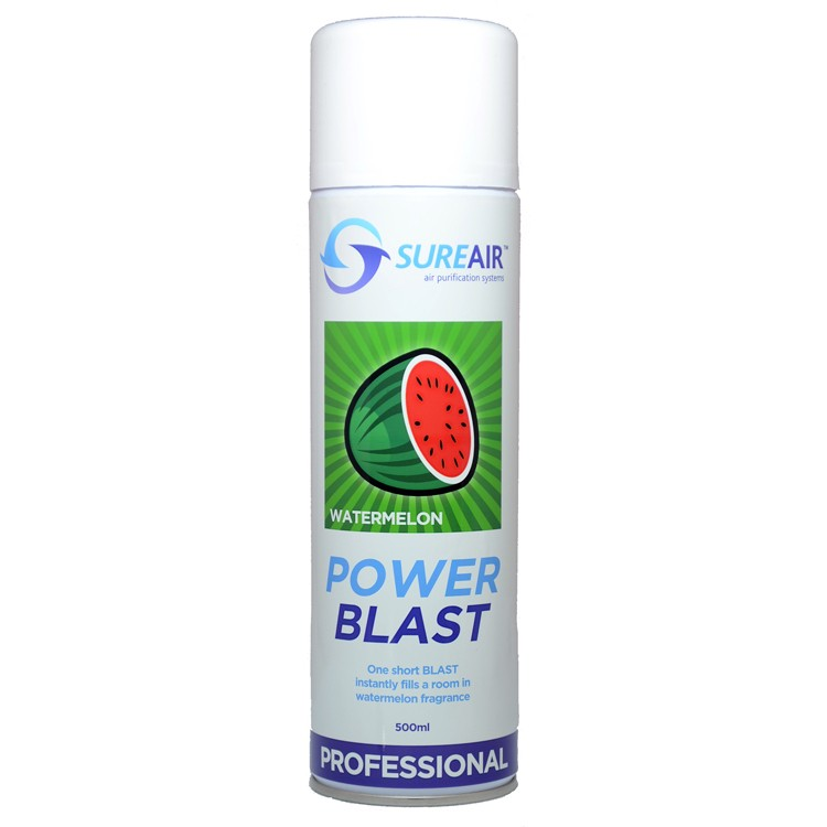 Sure air Power Blast 500 ml Meloun, spray