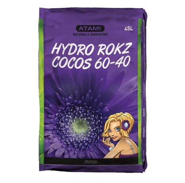 Atami Hydro Rokz Cocos 60-40 45l, kokosový substrát s keramzitem