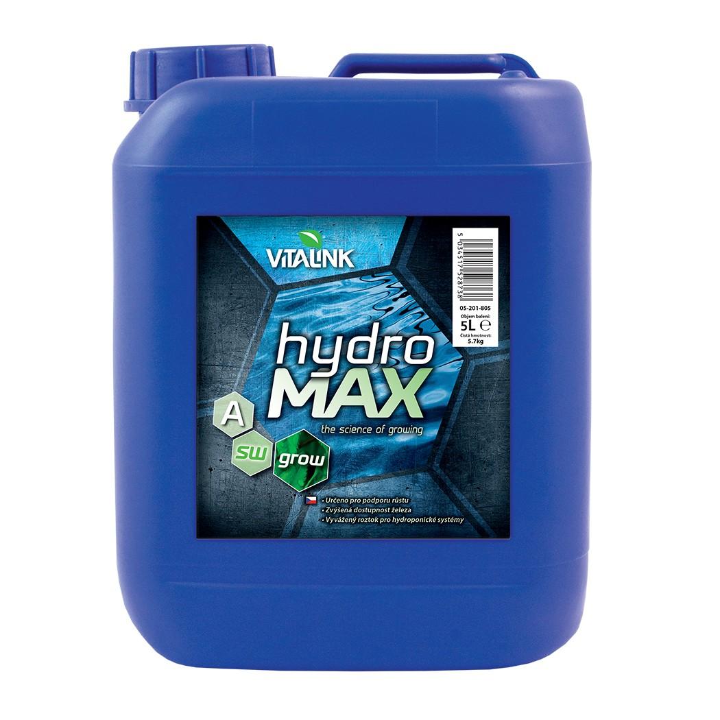 VitaLink Hydro MAX Grow SW (A+B) 5L