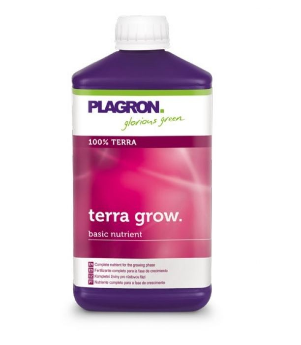 Plagron Terra Grow 1 l - růstové hnojivo