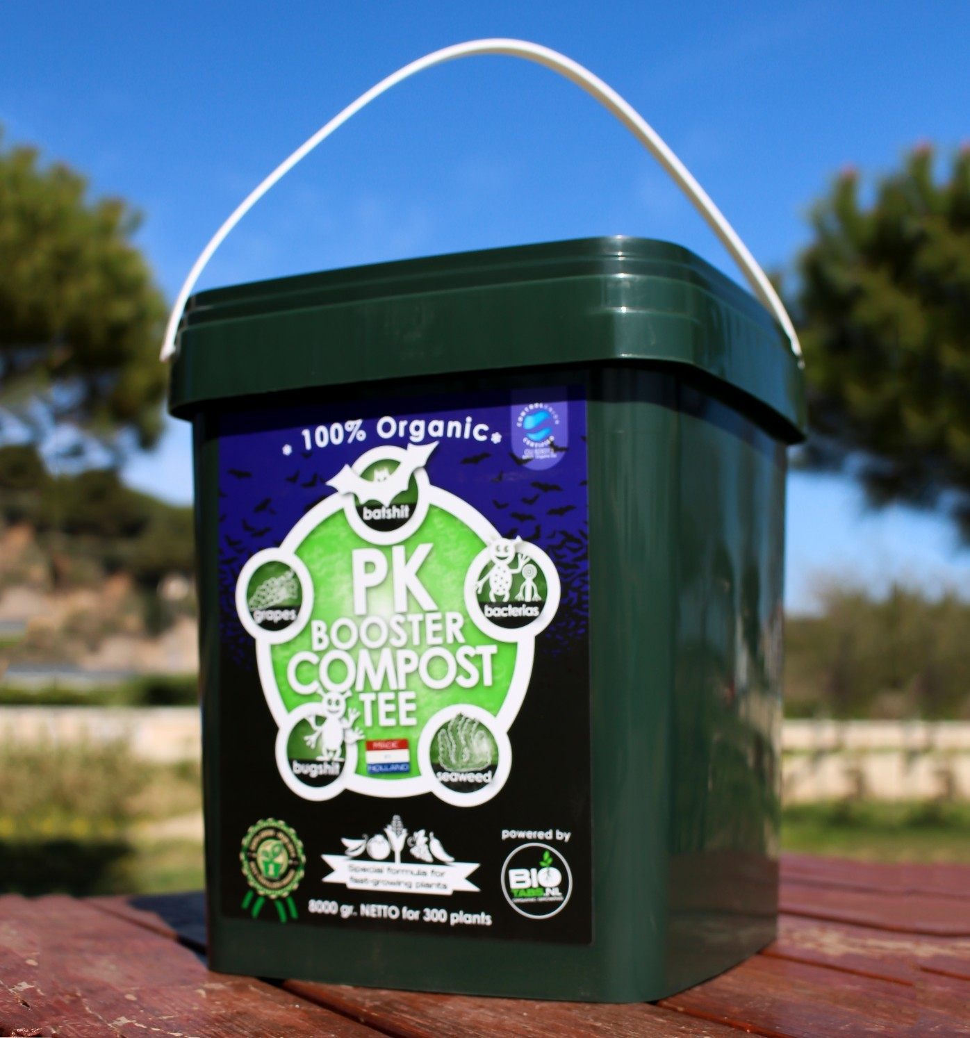 Biotabs PK Booster Compost Tea 9000ml