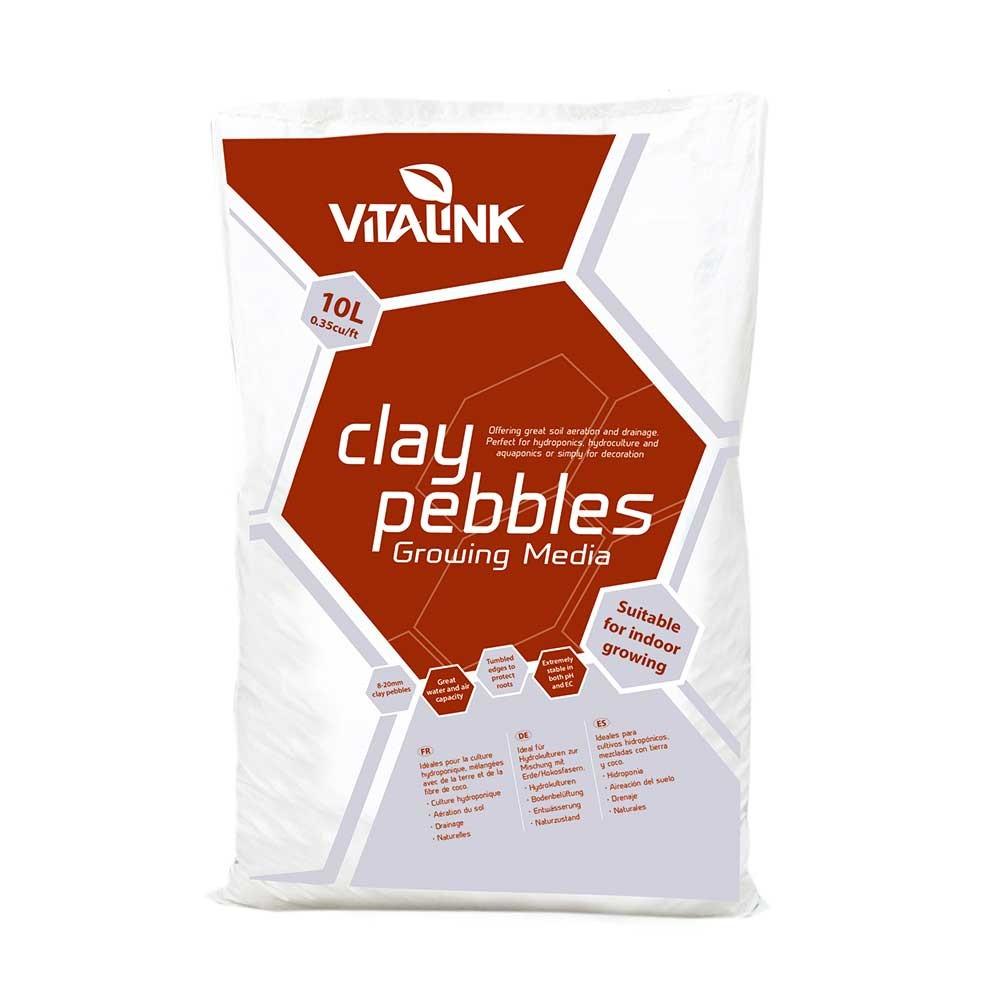 VitaLink Clay Pebbles 10L, keramzit