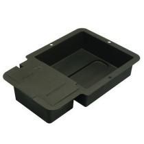 Autopot 1pot tray & lid black