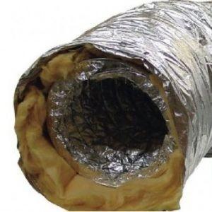 Sonoflex - izolované ventilační potrubí 125 mm (10 m - celé balení)