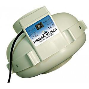 Ventilátor Prima Klima 200mm, 450/950m³/h - 2-rychlostní ventilátor