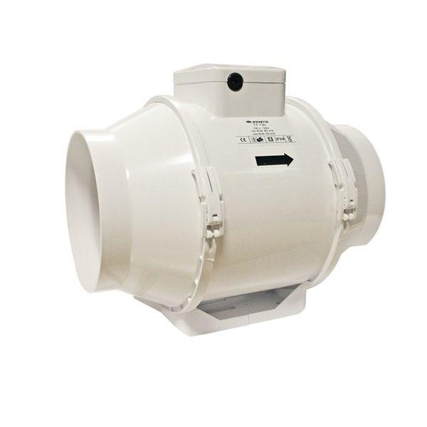 TT 150mm/552m3, ventilátor