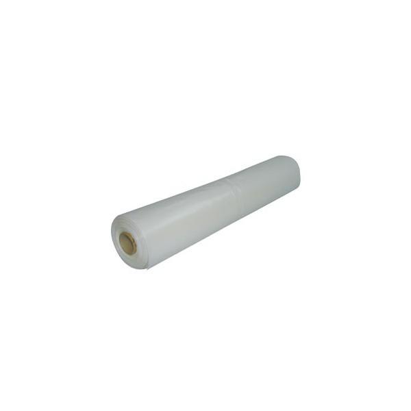 Bílá podkladová fólie 25x4m, 250mu