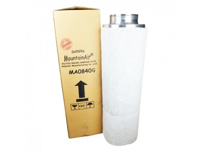 Mountain Air 1615m3/h, 200mm, pachový filtr