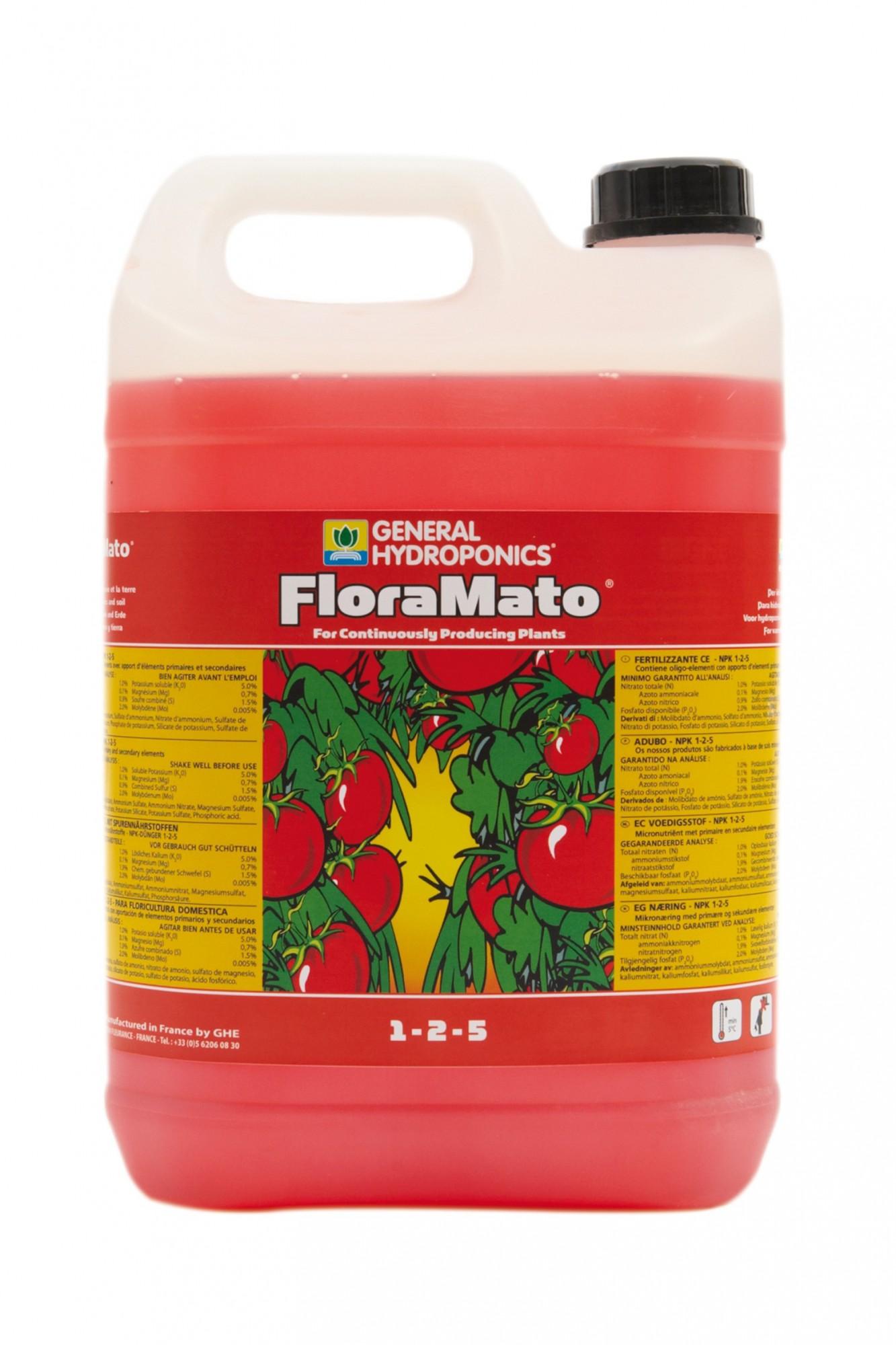 GHE FloraMato 5L