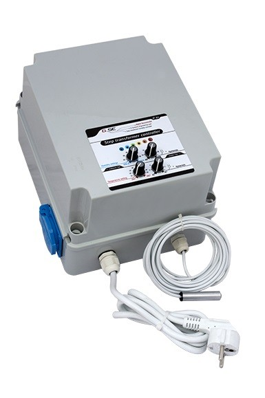 GSE Step transformer 2A - vlhkost/teplota/hystereze pro 1 ventilátor