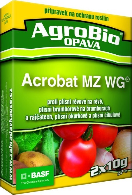 AGRO ACROBAT MZ WG 2×10g