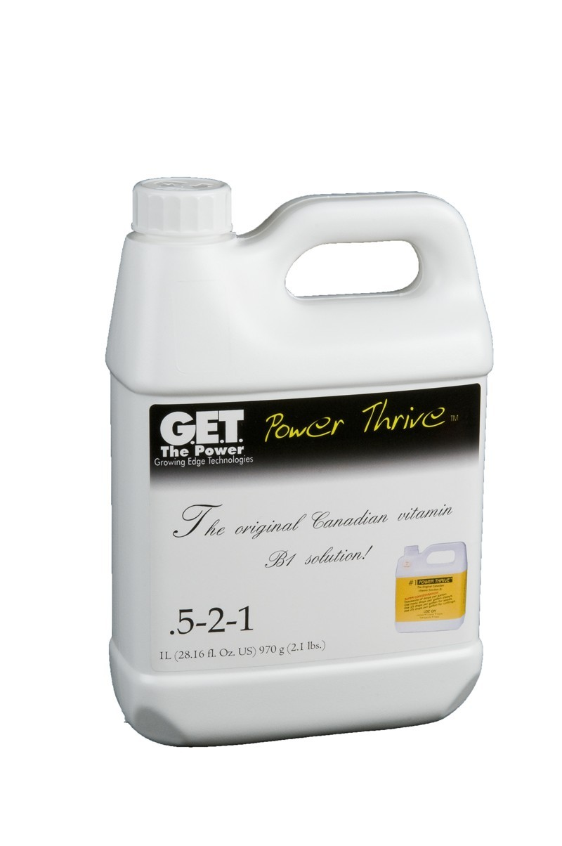 G.E.T. Power Thrive 0,25 l - živný roztok