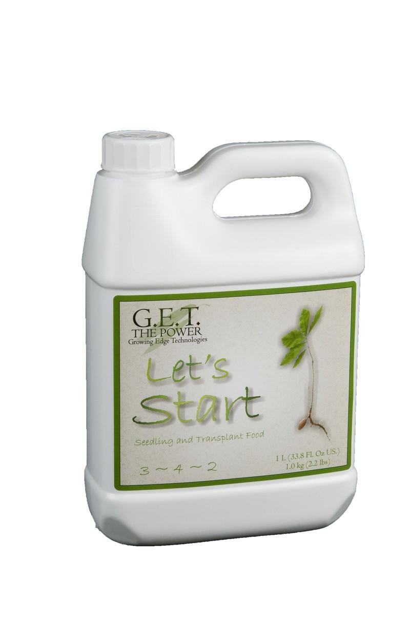 G.E.T. Let's Start 1 l - základní hnojivo