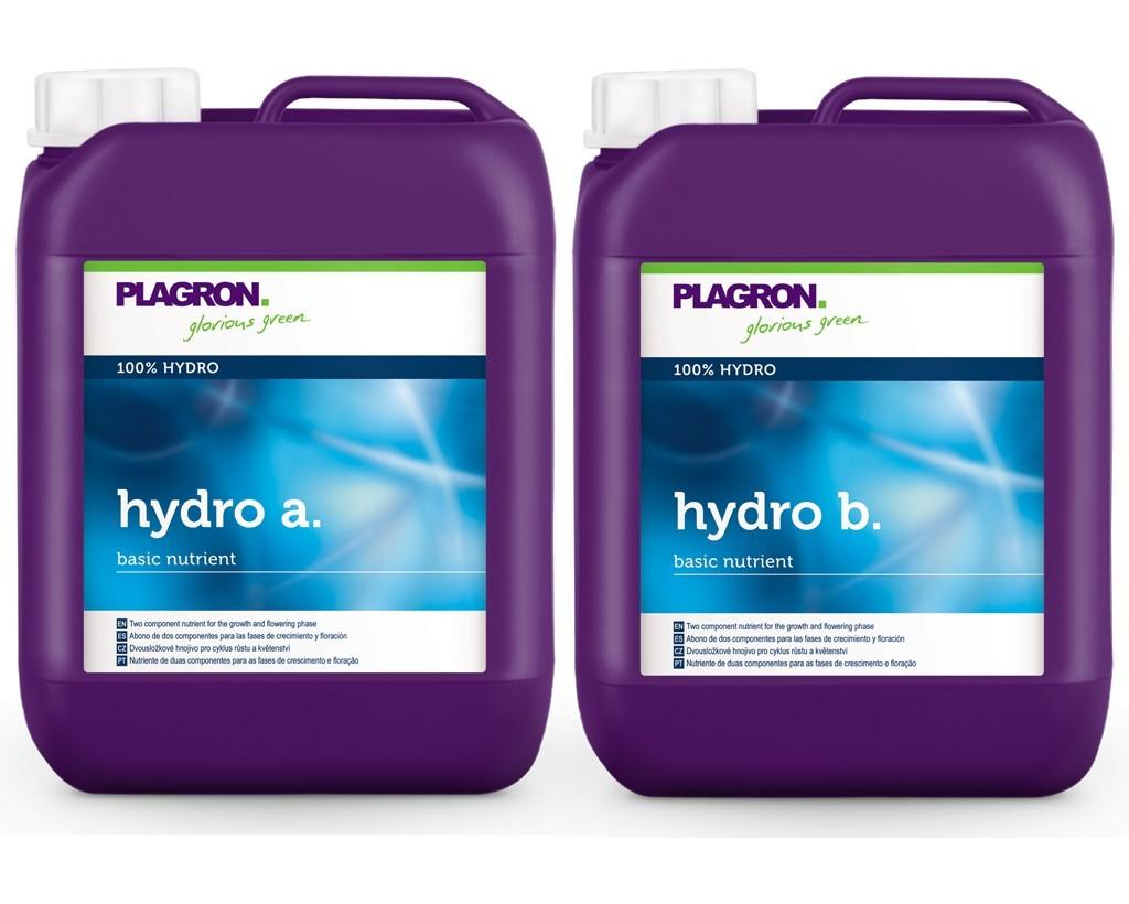 Plagron Hydro (A+B) 5 l