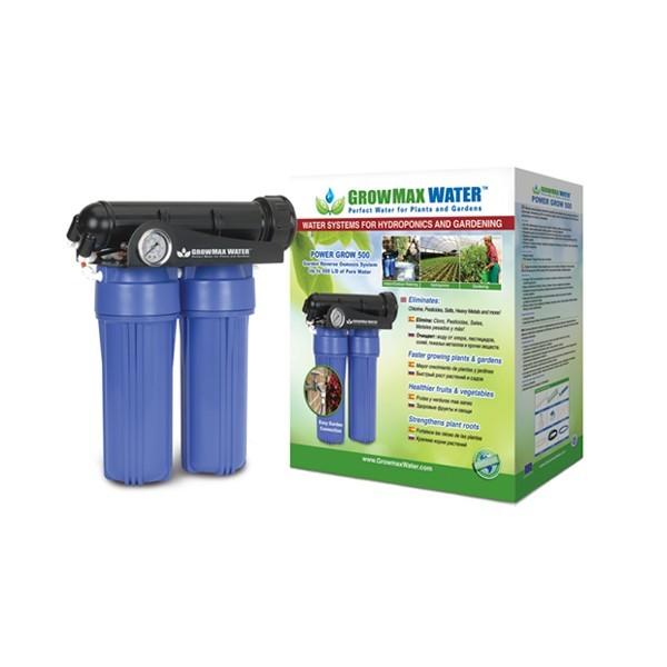 GrowMax Water Reverzní osmotická jednotka Power Grow - 500 l/den