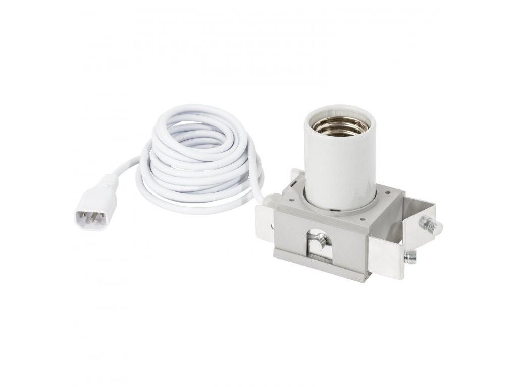 Adjust-A-Wings objímka E40 + 4m kabel s IEC konektorem