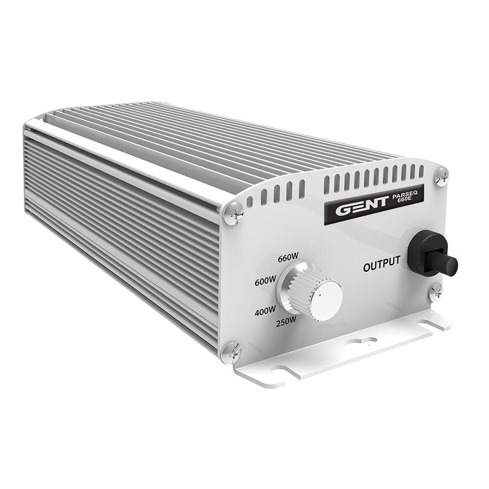 Kompaktní digitální předřadník GENT Parseq 250-660W