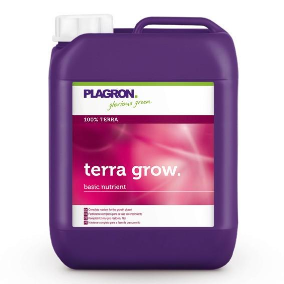 Plagron Terra Grow 10 l - růstové hnojivo