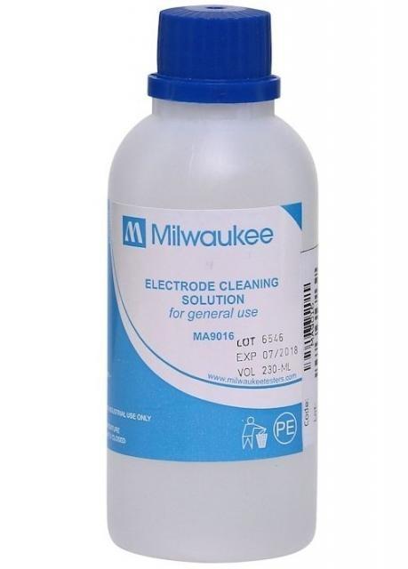 Čistící roztok na pH elektrody Milwaukee 230ml