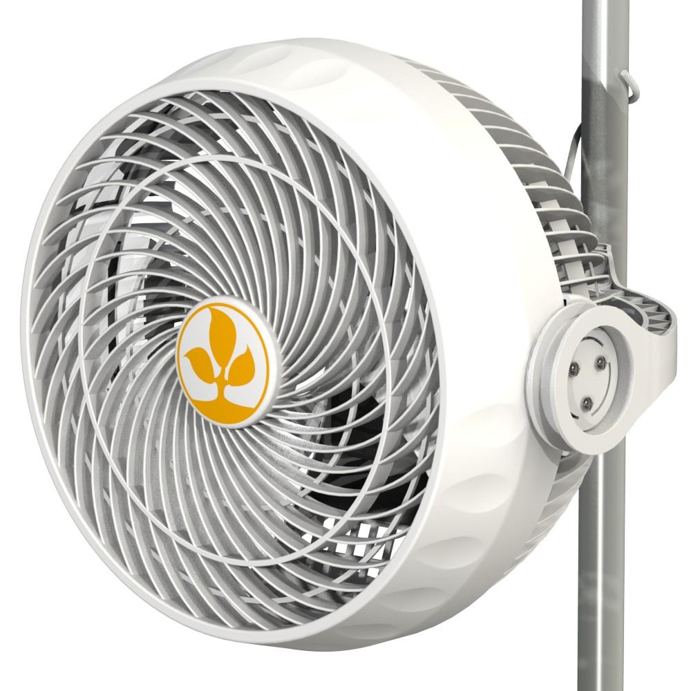 Monkey Fan 23cm, 30W - 2rychlosti, pro tyč 16 - 21mm