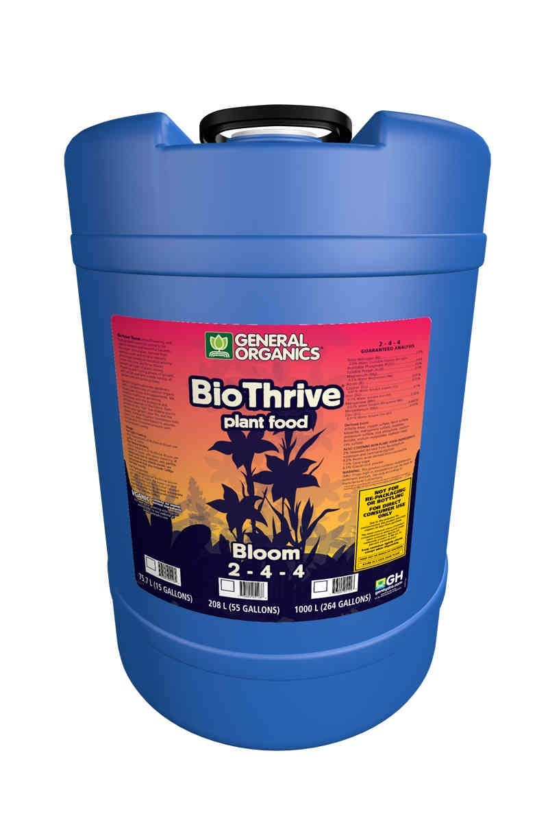 Bio Thrive/Sevia Bloom 60L (Pro Organic Bloom)