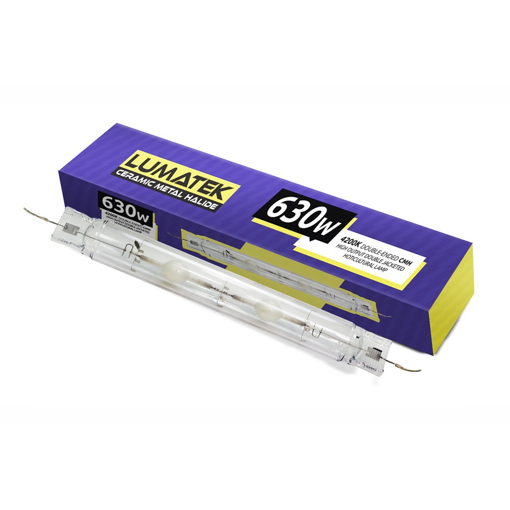 Lumatek CMH 630W Lamp DE (4200K růstové spektrum)