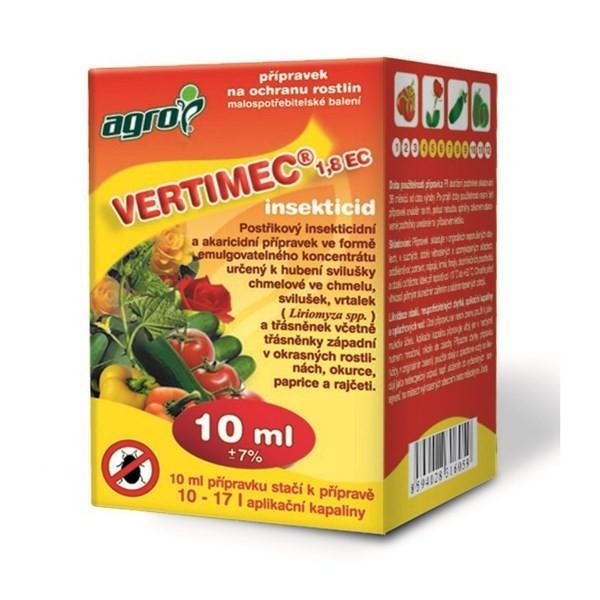 AGRO Vertimec 1,8 EC 10ml