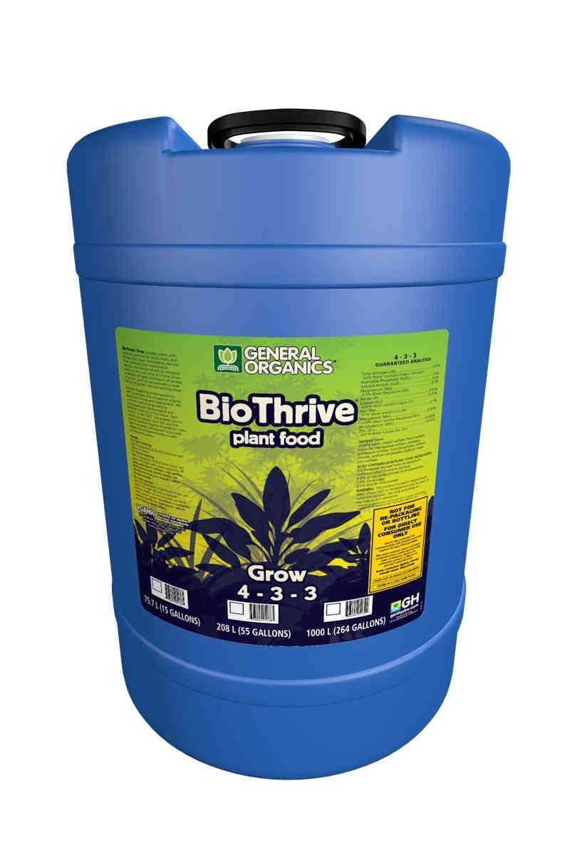 Bio Thrive/Sevia Grow 60L (Pro Organic Grow)
