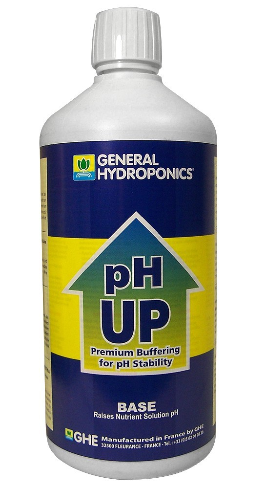 GHE pH up 1L
