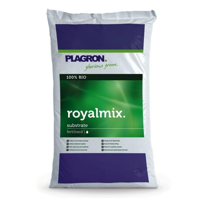 Plagron Royalmix 50L, pěstební substrát