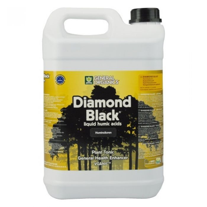 GHE GO Diamond Black 5L