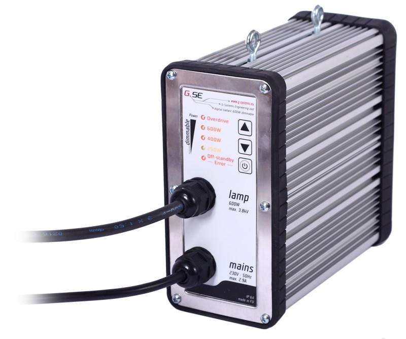 GSE digitální předřadník 250-660W