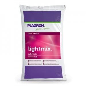 Plagron Lightmix 25L, pěstební substrát