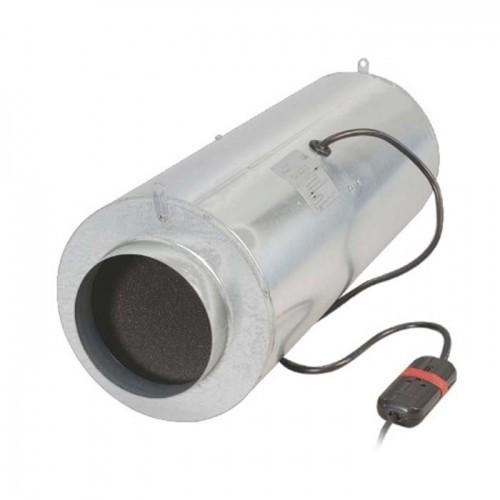 Can-Fan ISO-MAX 430 m³/h, ⌀160 mm (odhlučněný, 3-rychlostní)