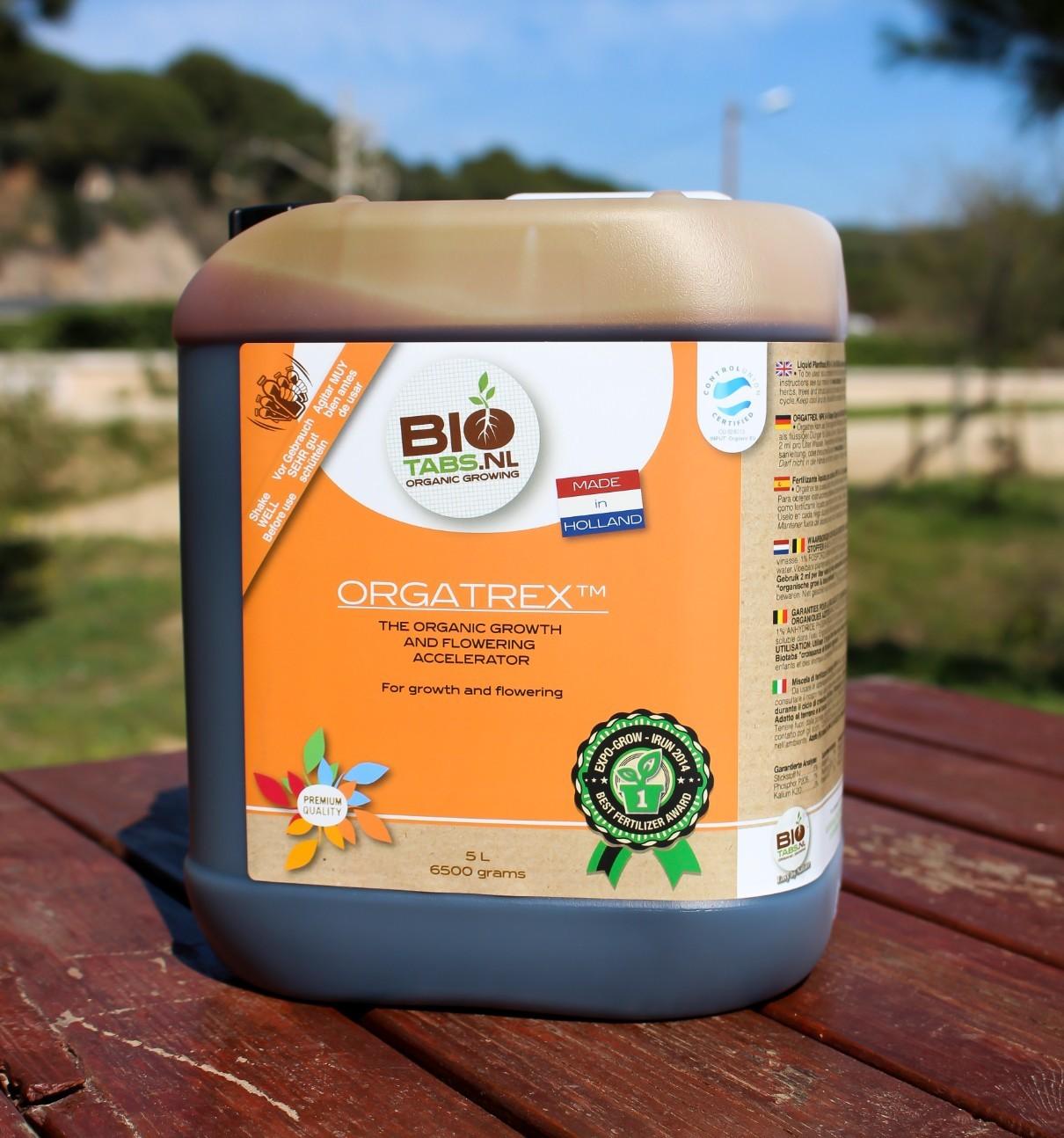Biotabs Orgatrex 5L
