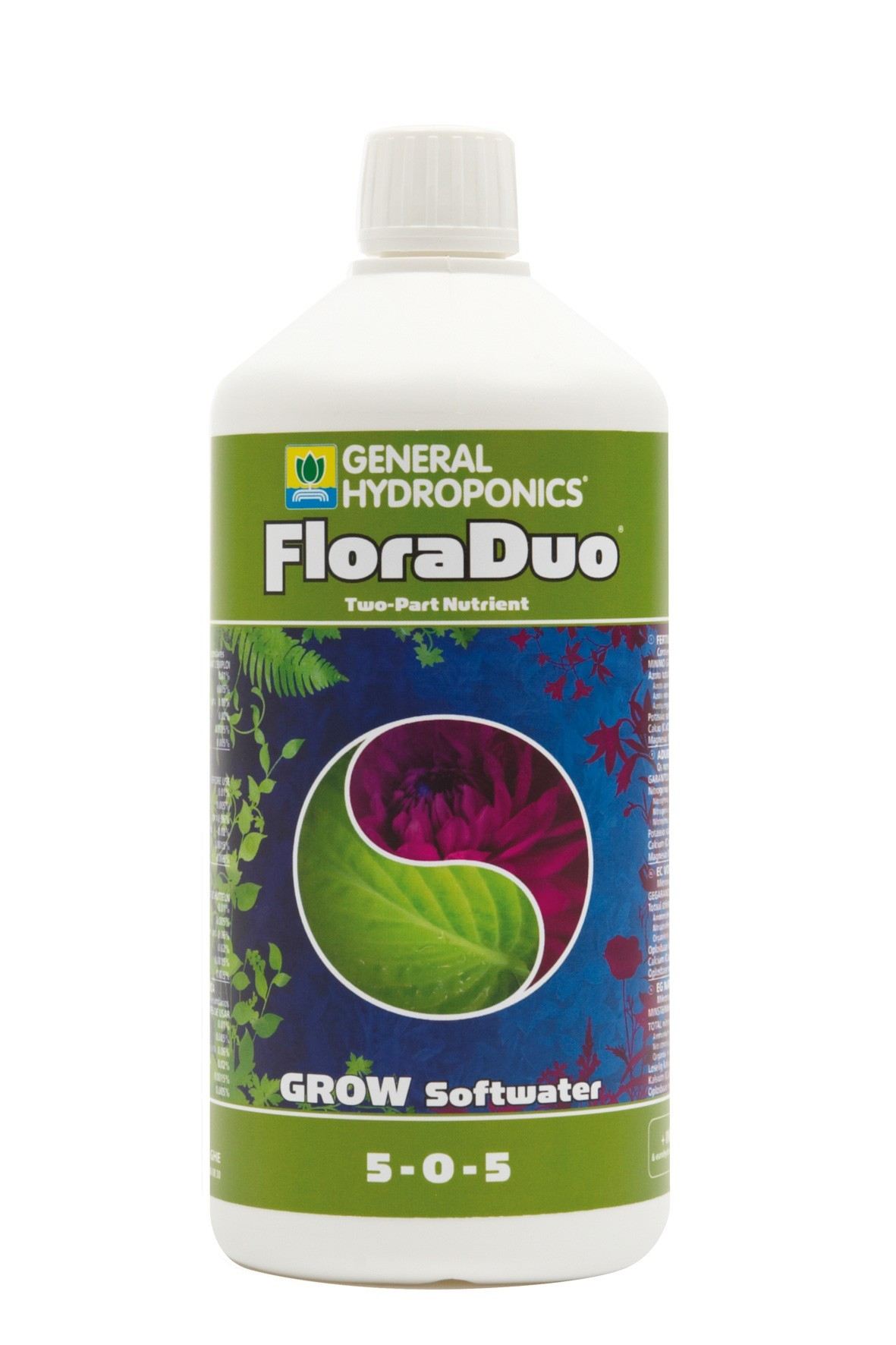 GHE FloraDuo Grow Soft Water 1L
