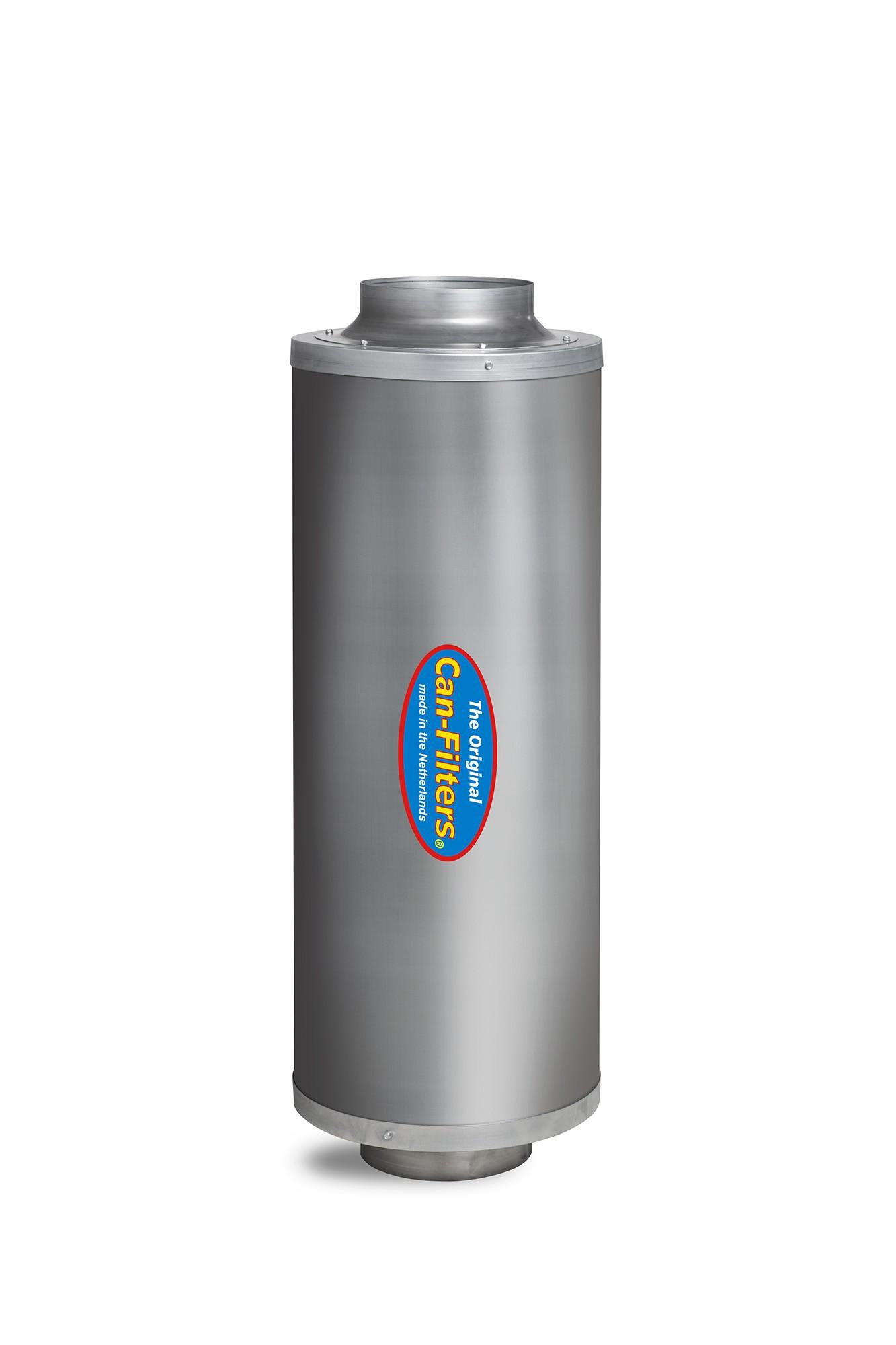 Can průběžný filtr 1500 m³/h, příruba 250 mm